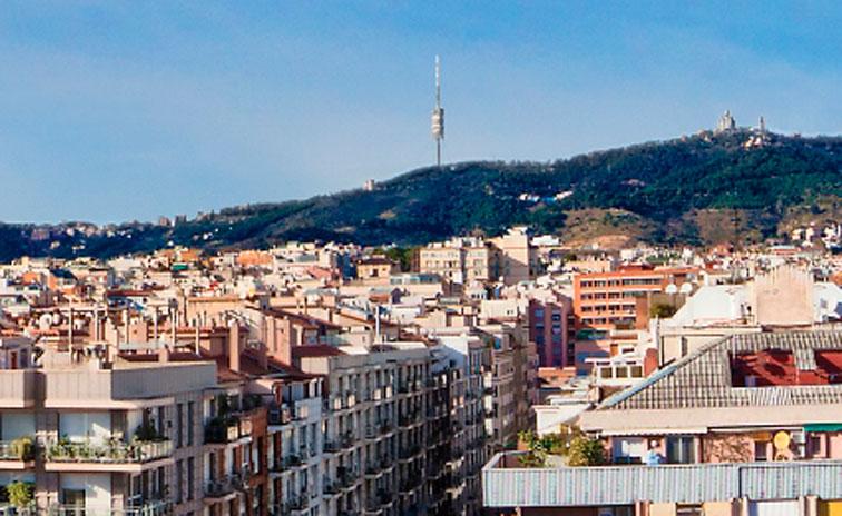 Viviendas de lujo de 3 y 4 habitaciones en zona alta de - Zona alta barcelona ...