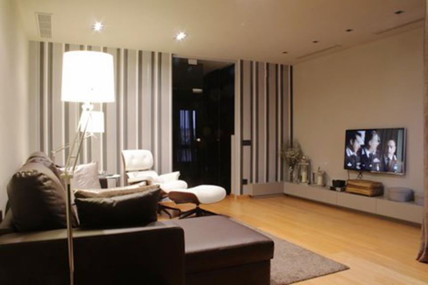 Piso de 92 m2 con 1 dormitorio en paseo de gracia for Piso 1 dormitorio