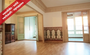 Apartment of 200 sq m with 6 rooms in Viladomat St. (Eixample Izquierdo, Barcelona)