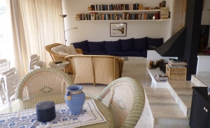 Penthouse of 130 sq m with 2 bedrooms in Calella de Palafrugell (Costa Brava, Gerona)