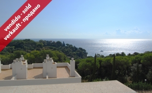 Terraced house at 300 meters of Cala Sa Boadella in Lloret de Mar (Costa Brava, Girona)