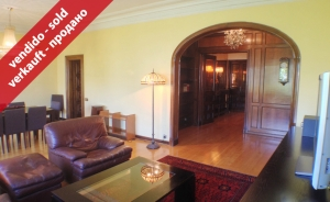 Apartment of 220 sq m w/ 5 bedrooms in Av. Diagonal (Sant Gervasi, Barcelona)