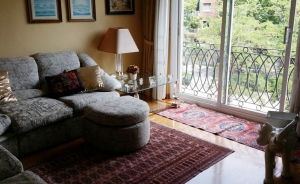 Great apartment of 168 sq m with 5 bedrooms in Les Corts District (Barcelona)