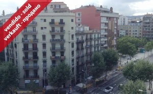 Great apartment of 60 sq m with 3 bedrooms in Nova Esquerra, Eixample (Barcelona)