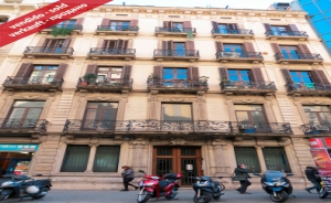 Apartment of 185 sq m with 6 bedrooms in Caspe St. (Eixample Derecho, Barcelona)