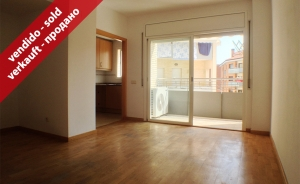 Apartment of 50 sq m with 2 bedrooms in Lloret de Mar (Costa Brava, Girona)