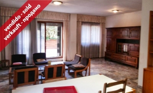 Great apartment of 140 sq m with 4 bedrooms (Sarria-Sant Gervasi, Barcelona)