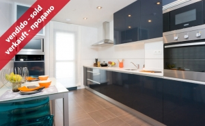 Apartments new construction with four bedrooms Residencial Nebulosas (Arganzuela, Madrid)