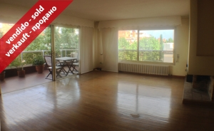 Apartment of 180 sq m with 5 bedrooms in calle Calatrava (Sarrià-St. Gervasi, Barcelona)
